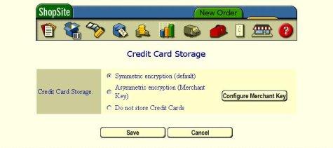 ShopSite Credit Card Storage Image